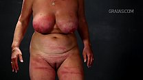 Slim girl caned Thumbnail