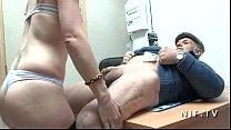 Horny french amateur slut sodomized in threeway...