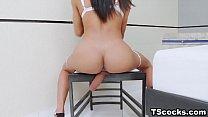 Big tit trans babe Yasmim Dornelles Thumbnail
