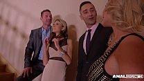 Anal inspectors watch blondies Gina & Rachele R...'s Thumb