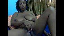 African queen busty natural webcam Thumbnail