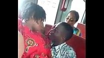 Woman fingered and felt up in Ugandan bus