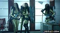 Ghostbuster parody where hot pornstars fuck in ...