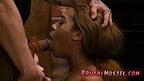 Bondage full movie and mistress dominates slave with strapon Sexy