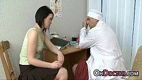 Tantalizing Tight Euro Coeds Doctor Sex