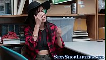 Teen thief gets fucked Thumbnail