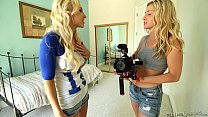 Kacy Lane and Alix Lynx at Sextape Lesbians