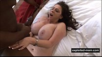 Big tits sexy mature lady