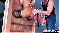 (Bridgette B) Superb Oiled Girl With Round Big ... Thumbnail