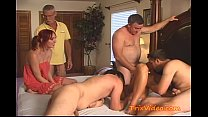 Baby Siiter BUSTED and FUCKED