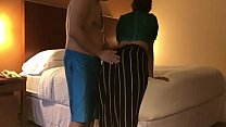 dirty Wife cheats in Husband in Hotel Thumbnail
