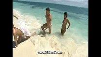 Sofia Gucci Fucking in the beach Thumbnail
