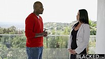 BLACKED Hot Babe Roxy Raye Gets Her Butt Stretc...