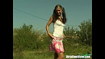 Screenshot Outdoor Bicycle  Picnic Fuck With Stepsister th Stepsister