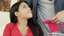 Apolonia pounded hard by her pissed bf