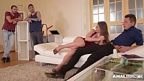 Download video bokep Anal inspectors get to see hot Cathy Heaven's a... 3gp terbaru