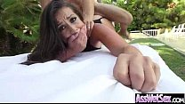Anal Sex With Huge Butt Oiled Girl (kelsi monro...