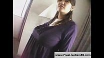 Pregnant Japanese Girl with Huge Titties 1: Free Porn 73