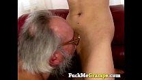 Grandpa gets really  lucky Thumbnail