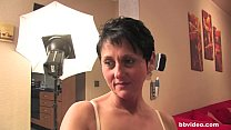 Bbvideo.com Bi german milf gets fucked in three...