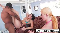 Jayden and Sophie Return To Black Cock Thumbnail