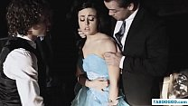 Nerdy girl abused in prom night Thumbnail