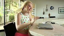 Mom Cherie DeVille and Samantha Rone Licking Each Other Thumbnail