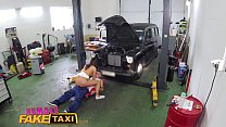 FemaleFakeTaxi Sexy minx gets down and dirty wi...