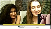 Small Dick Humiliation by Indian/white cam girl...