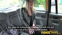 Fake Taxi Local nymphomaniac wants cock