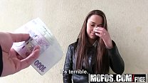 Public Pick Ups - Hot Euro Chick's Round Ass st...