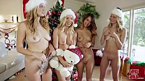 GIRLS GONE WILD - Sorority Queen Olivia King Ha...