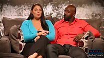 Interracial amateur couple wants to try a three... Thumbnail