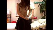 GoGo Massage - Schoolgirl Reluctant to Spread Legs