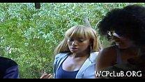 Big pecker for black girl Thumbnail