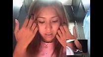 Japanese model teens pissing on hidden toilet cam