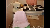 Sexcam - Korean girl show off prostitution - NG...