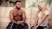 Tiny virgin teen Piper Perri gets laid with a big cock