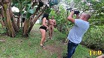 Screenshot Pamela Pantera  Prepares To Face Bamboo In The e Bamboo In The M