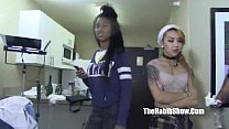 threesome bbc asian kimberly chi bbw giggles ga... Thumbnail