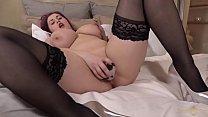 Alexsis faye masturbating in the bedroom