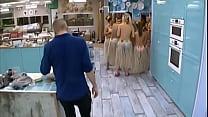 Reality Show- BB - Sexo na festa havaiana