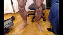 Muscle Feet Foot Fetish