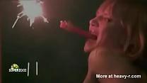 Fireworks Up Her Ass