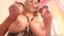 Krystal Swift Boobs And Handcuffs Antics