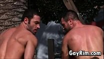 Gay Guys Fucking Outside