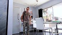 Step Dad Fucks Daughter Maya Kendrick After Mom...