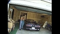 Mariah fucked in a garage