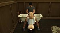 The Sims 4 Blowjob Thumbnail