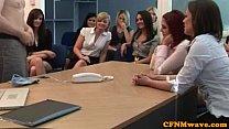 CFNM handjob loving bitches Thumbnail
